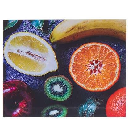 Картина без рамы 40х50 см Citrus fruit