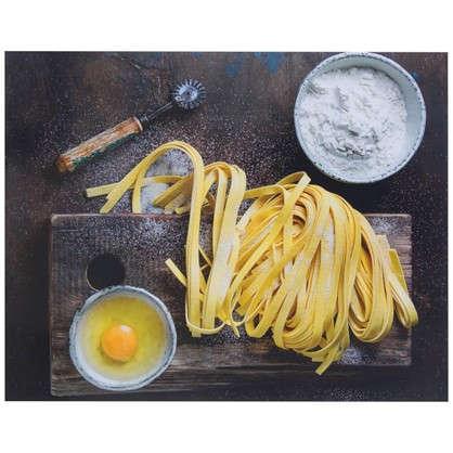 Картина без рамы 40х50 см Итальянская паста