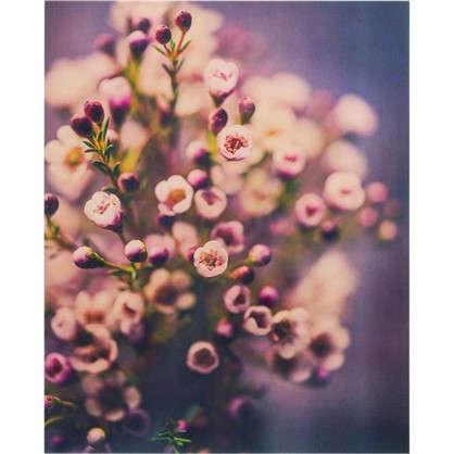Картина без рамы Розовый букет 40х50 см