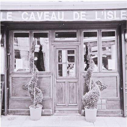 Картина на холсте le caveau de lis 30х30 см