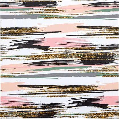 Картина на холсте Штрихи 30х30 см