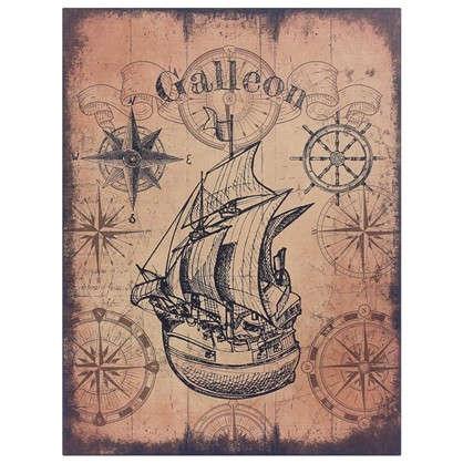 Картина на МДФ Galleon 30х40 см