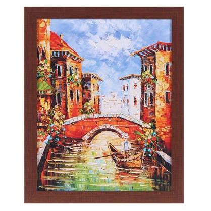 Картина в раме 40х50 см Венеция