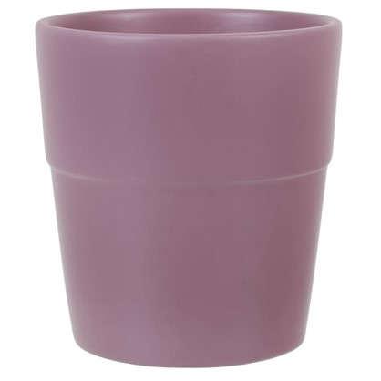 Кашпо Элбербери конус 1.7 л 15 см цвет фиолетовый