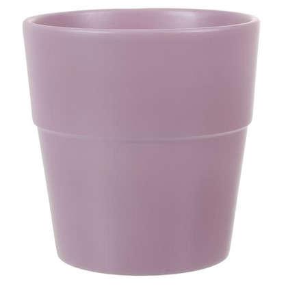 Кашпо Элбербери конус 10 л 26 см цвет фиолетовый