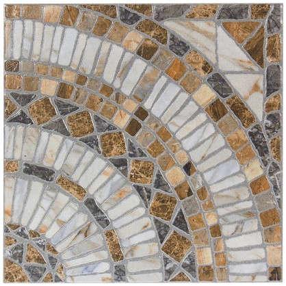 Керамогранит М-Квадрат Мюнхен 33х33 см 1.307 м2 цвет серый