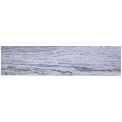 Керамогранит Монреаль GP 15х60 см 1.36 м2 цвет голубой