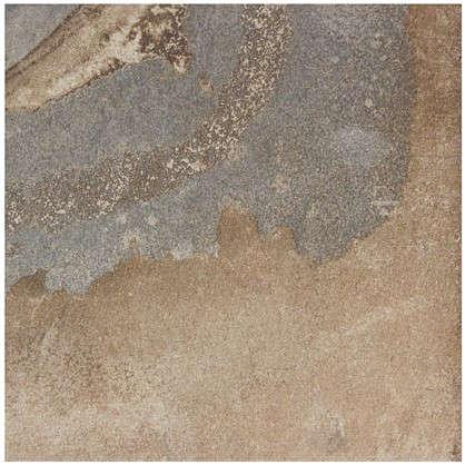 Керамогранит Сланец 30х30 см 1.44 м2 цвет коричневый