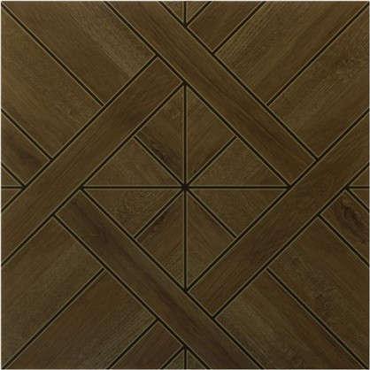 Керамогранит Victoria 42x42 см 1.41 м2 цвет коричневый