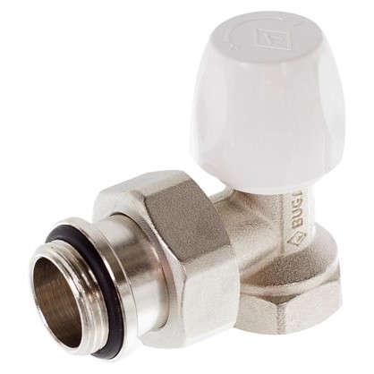 Клапан для радиатора регулирующий угловой Bugatti 3/4 дюйма