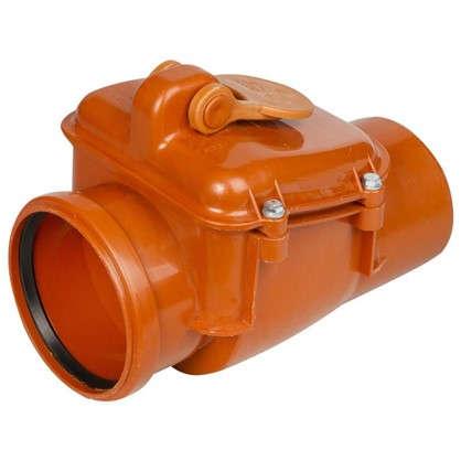 Клапан обратный наружный 110 мм