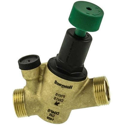 Клапан понижения давления Honeywell с внутренней резьбой 1/2 дюйма