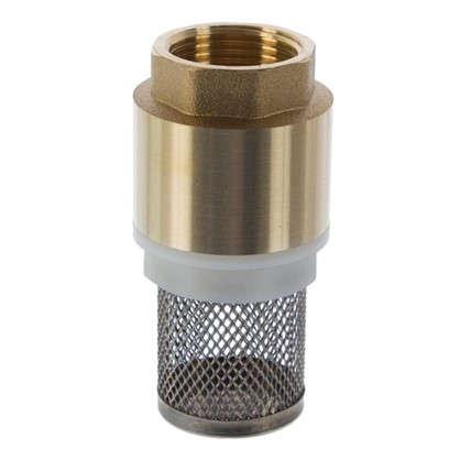 Клапан с фильтром 3/4 дюйма