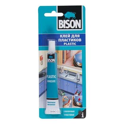 Клей для пластика Bison Plastic 25 мл