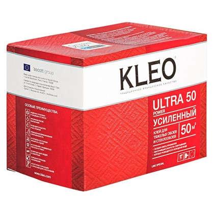 Клей для тяжелых обоев Kleo Ultra 50 м2
