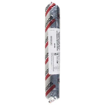 Клей-герметик полиуретановый Soudal Соудафлекс 40 ФС 600 мл цвет чёрный