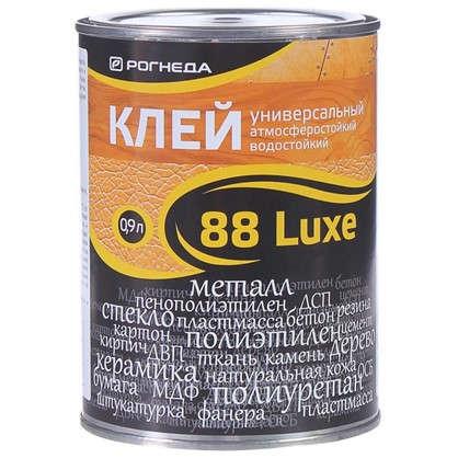 Клей Luxe для резины 09 л