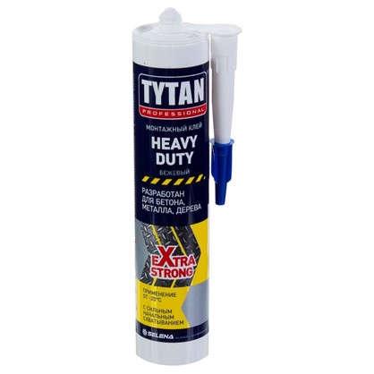 Клей монтажный Tytan Heavy Duty 310 мл