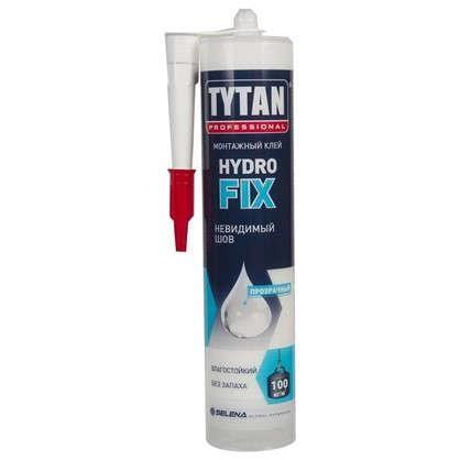 Клей монтажный Tytan Professional Hydro Fix 310 мл