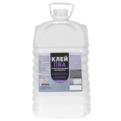 Клей ПВА для пластификации растворов 10 кг