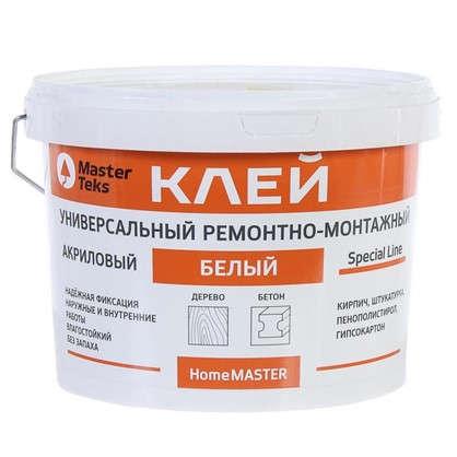 Клей ремонтно-монтажный Masterteks белый 3.6 кг
