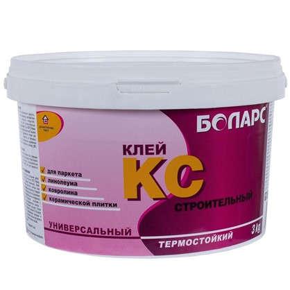 Клей строительный Боларс КС 3 кг