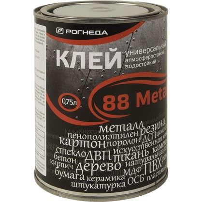 Клей универсальный 88-Metal водостойкий 0.75 л