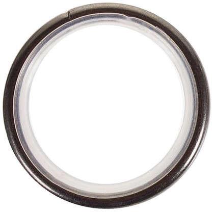 Кольцо 3.3 см цвет оникс