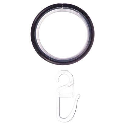 Кольцо 3.3 см цвет венге
