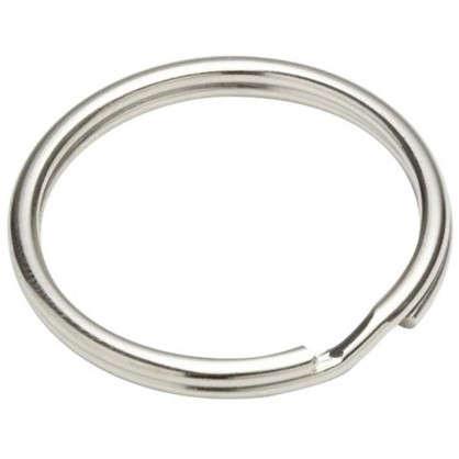 Кольцо для ключей Standers 26 мм никель 3 шт.