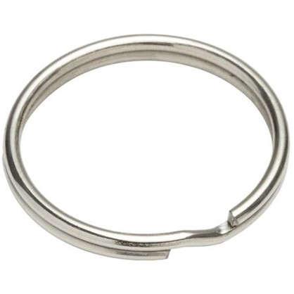 Кольцо для ключей Standers 30 мм никель 3 шт.