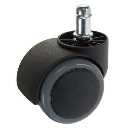 Колесо Alex1-0497 50 мм поворотное без тормоза