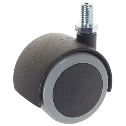 Колесо Alex1-0645 50 мм поворотное без тормоза