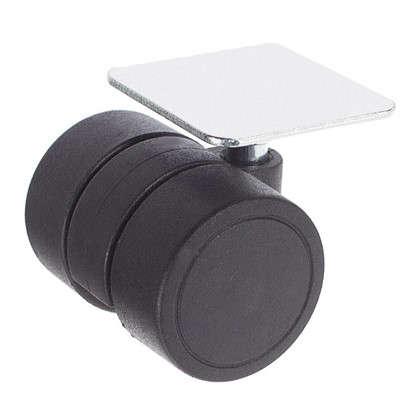 Колесо Boyard N113BL/BL.3 37 мм без тормоза
