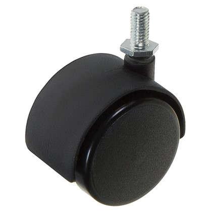 Колесо LWT-40 40 мм поворотное без тормоза