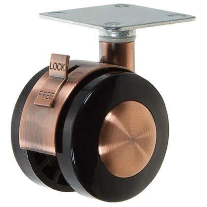 Колесо LZPB(AB)50 50 мм поворотное с тормозом