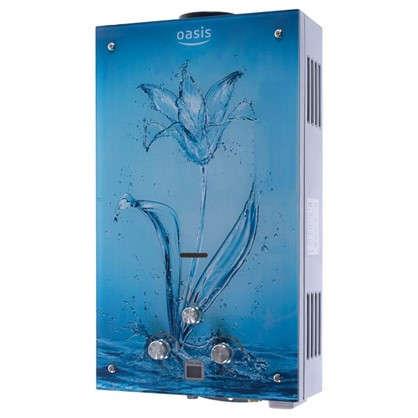 Газовая колонка Oasis 10 л/мин цвет голубой