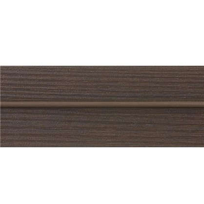 Комплект дверной коробки Форт 2100х74 мм цвет венге