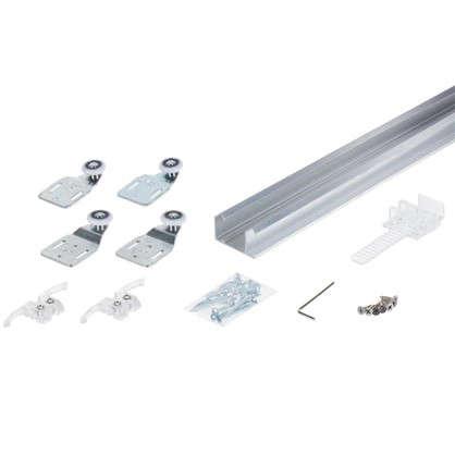 Комплект фурнитуры для гардеробной комнаты Epsilon 1200 мм для 2 дверей