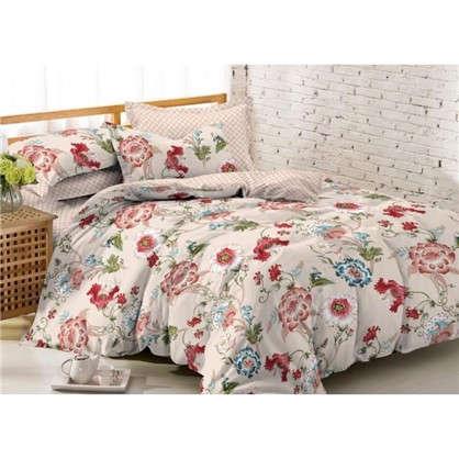 Комплект постельного белья Аллегро евро сатин