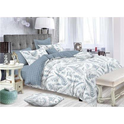Комплект постельного белья Флори 1.5-спальный сатин