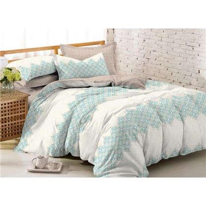 Комплект постельного белья Лоск 1.5-спальный сатин