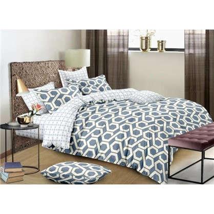 Комплект постельного белья Нектар 2-спальный сатин