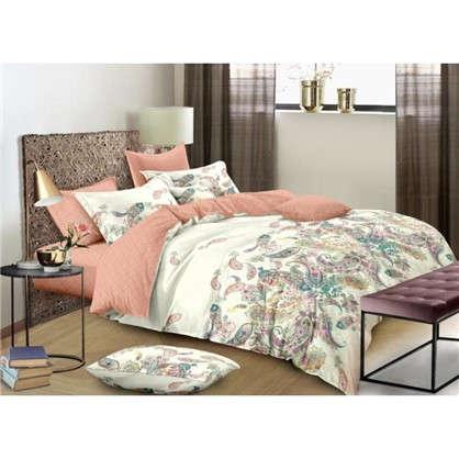 Комплект постельного белья Пейсли 1.5-спальный сатин