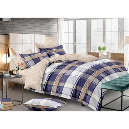 Комплект постельного белья Спорт 2-спальный сатин