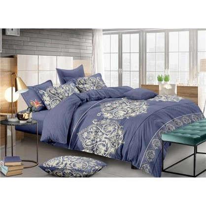 Комплект постельного белья Стиль евро сатин