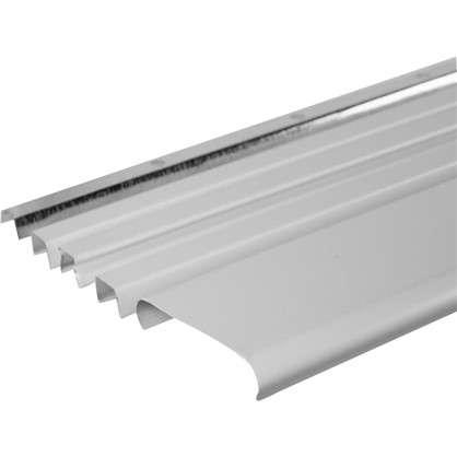 Комплект потолка для ванной 1.72х1.7 м цвет белый матовый