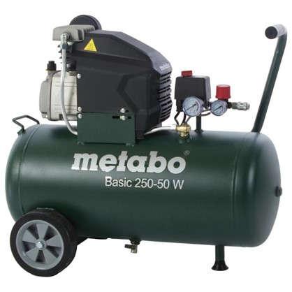 Компрессор масляный Metabo 50 л 200 л/мин. 1.5 кВт