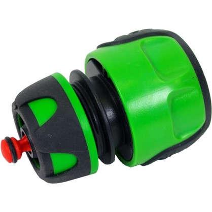 Коннектор Geolia Premium с аквастопом 1/2 дюйма