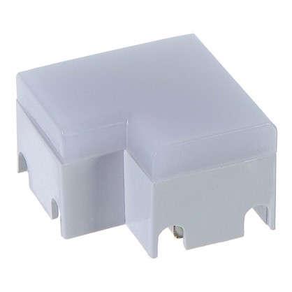 Коннектор L-образный для модульного светильника